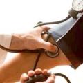 Який тиск вважається нормальним для людини залежно від віку та статі?