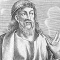 Космоцентризм античної філософії і першооснова сущого