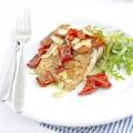 Червона риба, запечена в духовці. Рецепти