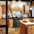 Кухня в стилі кантрі. Ідеї для дизайну інтер'єрів