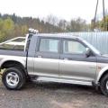 Mitsubishi l200: відгуки. Кунги для mitsubishi l200