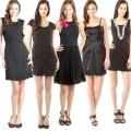 З чим одягнути чорну сукню: від класики до сучасності