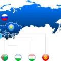 Снг: країни і склад організації