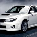 Subaru impreza wrx sti - автомобіль, що притягає погляди