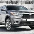 """Тойота-Хайлендер"". Toyota highlander: відгуки, ціна"