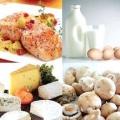 У яких продуктах міститься вітамін в: класифікація груп