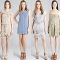 В'язані гачком сукні завжди в моді!