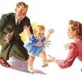Як навчити дітей ходити? Робимо перші кроки