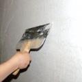 Як правильно проводиться шпаклівка стін своїми руками