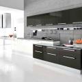 Стиль модерн в оформленні кухонного простору