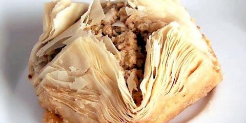 Рецепт тіста філо: не так складно, як здається